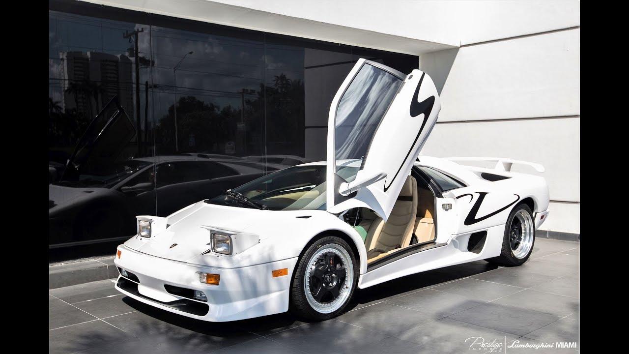 Lamborghini Diablo Sv Loud Bull Interior Exterior Drive King Of