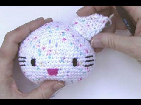 Häkeln Hello Kitty Engel Mit Herz Teil 3 Arme Beine