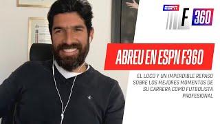 ¡El Loco #Abreu y un IMPERDIBLE REPASO sobre los mejores momentos de su carrera profesional!