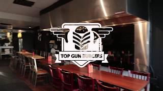 Top Gun Burger & Steak / BEST BURGER JOINTS IN TORONTO!!
