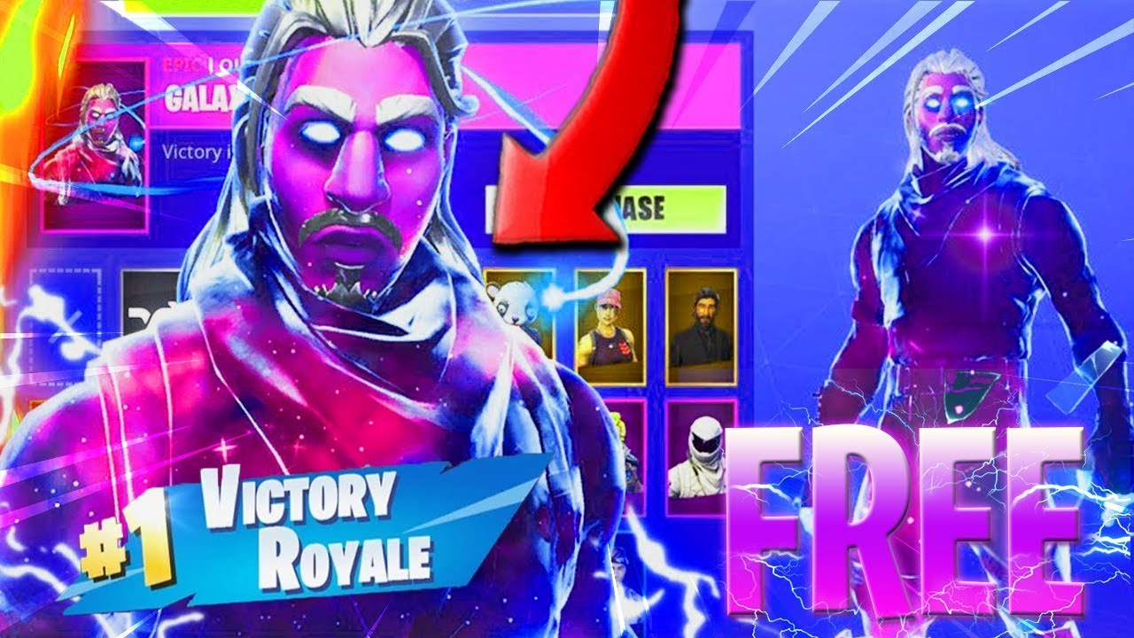 Galaxy skin free free fortnite galaxy skin how to get the galaxy skin for free youtube - Fortnite galaxy skin free ...