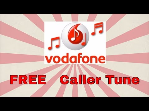 FREE Vodafone Caller tune for Lifetime [Official]