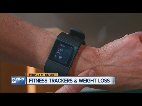 Fitness trackers and weight loss