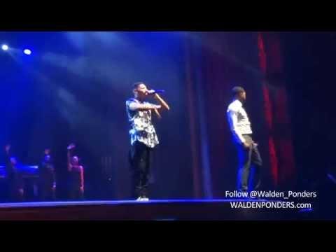 "Empire's Jussie Smollett (Jamal Lyon) & Bryshere Y. Gray (Hakeem Lyon) Perform ""No Apologies"" Live!"