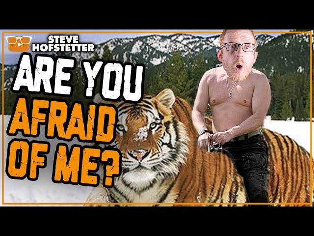 What Horrible Thing Did You Do? - Steve Hofstetter