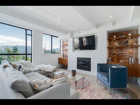 Sleek and Modern Loft - #601  27 Alexander Street Vancouver. Marketed by Paul Albrighton
