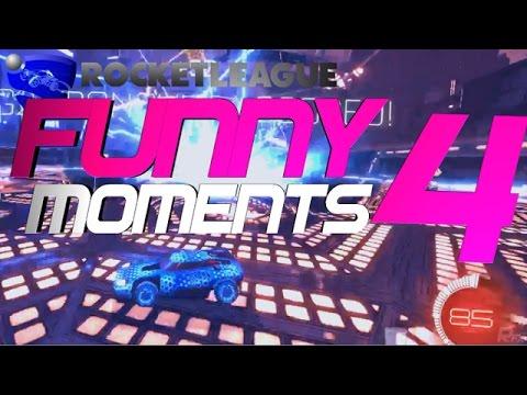 Rocket League Komik Anlar Videosu