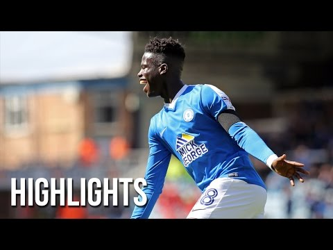 HIGHLIGHTS | Peterborough United vs Bristol Rovers