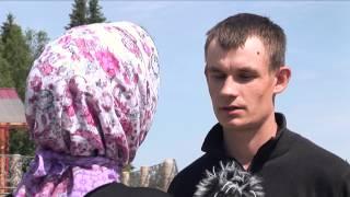 Интервью с Виталием в Сологубовке.