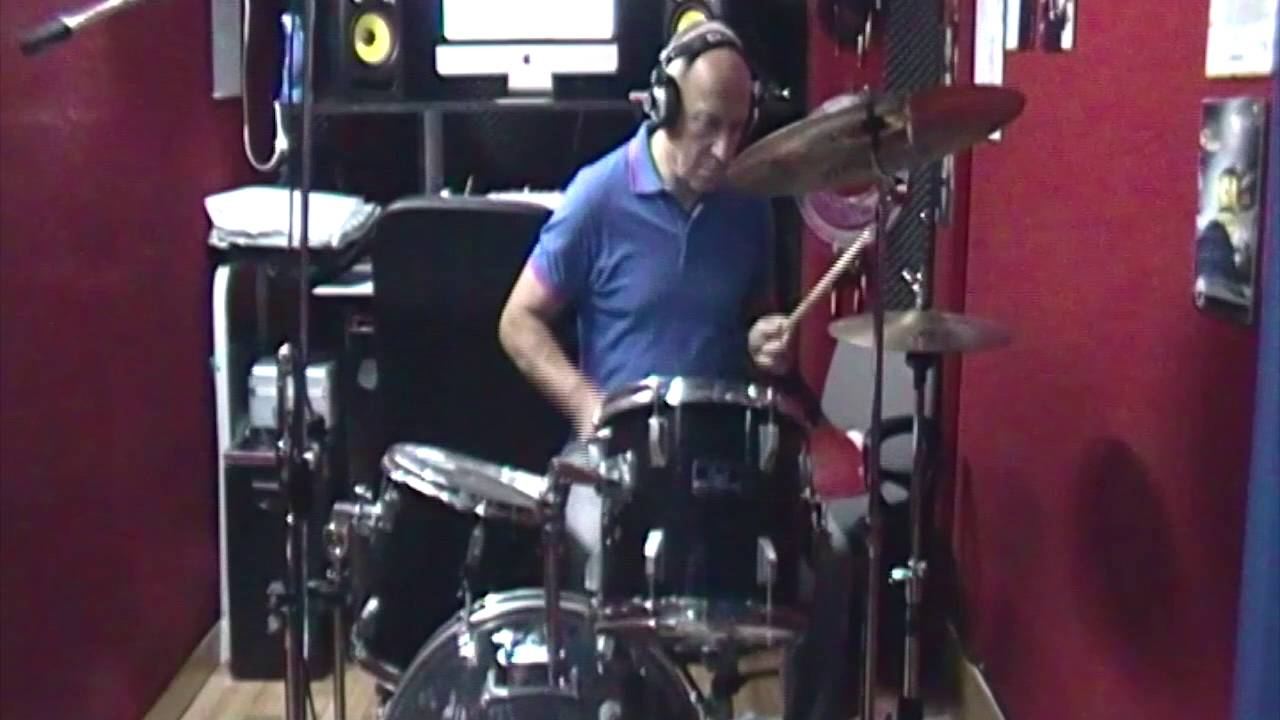 Vasco Rossi Creep Drum Cover