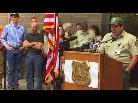 Forest Service brings top folks to deal with Eagle Creek Fire