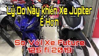So Sánh Chi Tiết Yamaha Jupiter 115cc Và Honda Future 125fi Xe Nào Ngon Hơn