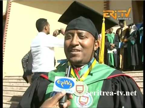 25 Doctors Graduated from Orotta Medicine College in Asmara - Eritrea