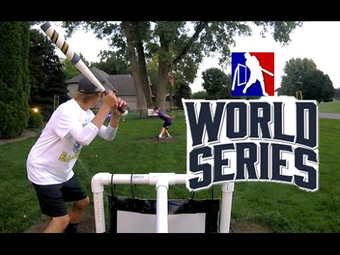 World Series Game 1 | MLW Wiffle Ball 2016