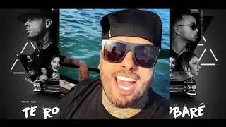 Te Robaré - Nicky Jam X Ozuna  Reacciones De Nj Al