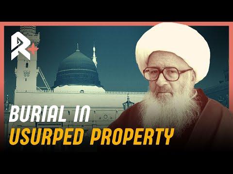 DIG UP THE GRAVES OF ABU BAKR AND UMAR - Grand Ayatollah Khorasani