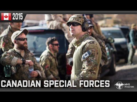 Canadian Special Forces  |