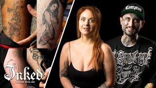 "Tattoo Artists Answer ""What's The Worst Tattoo You Have?"" 