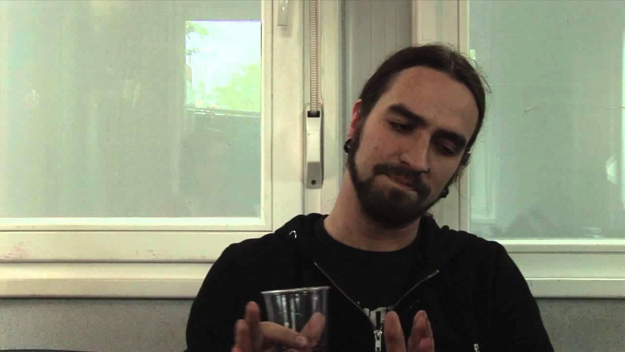 Finntroll interview - Mathias (part 2) - YouTube