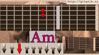 Как играть Ария - Потерянный рай аккорды, бой