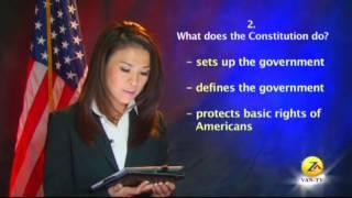 U.S Citizenship Test Practice -Introduction