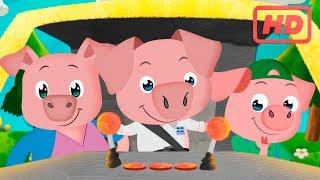 The three little Pigs   Short stories for children