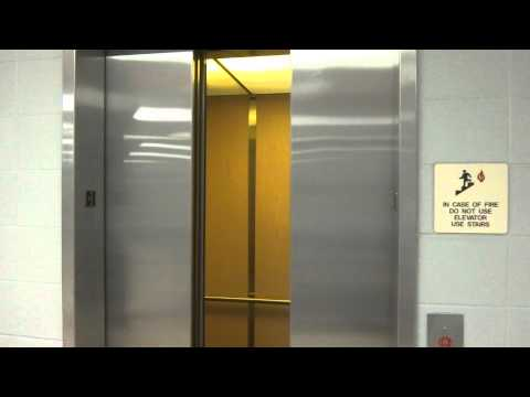 Another US Hydraulic Elevator at Dulles High School in Sugar Land, TX.