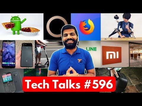 Tech Talks #596 - iPhone XS, Mi Mix 3, Kirin 980, Google Pixel 3, Jio Phone 2 Sale