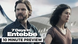 7 Days In Entebbe | 10 Minute Preview | Own it Now on Digital & Blu-ray