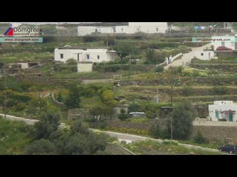 Haus on the island of Sifnos - Domgreek - Особняк на Сифносе
