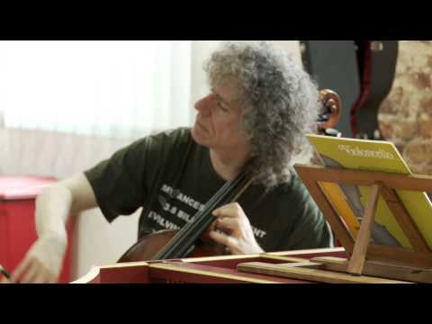 AAM and Steven Isserlis - JS Bach's sons