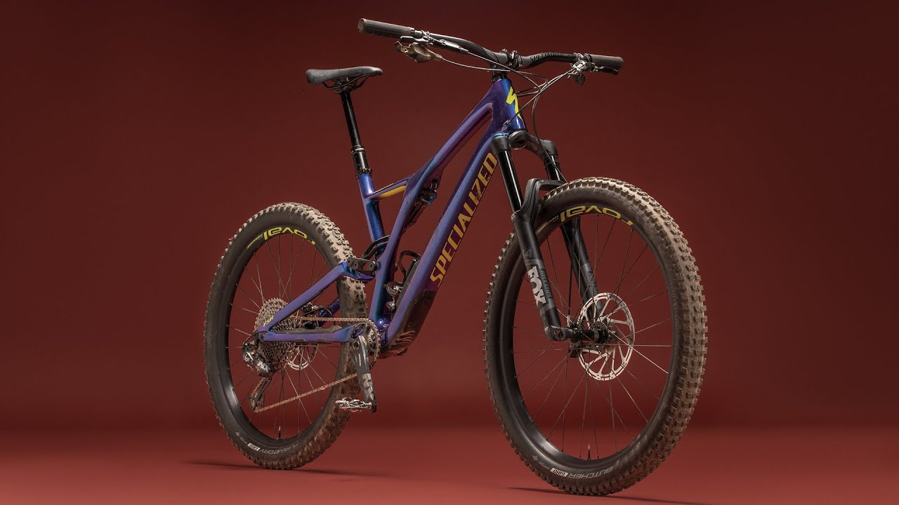 Specialized Stumpjumper Comp Carbon 27 5 Review - 2019 Bible of Bike Tests
