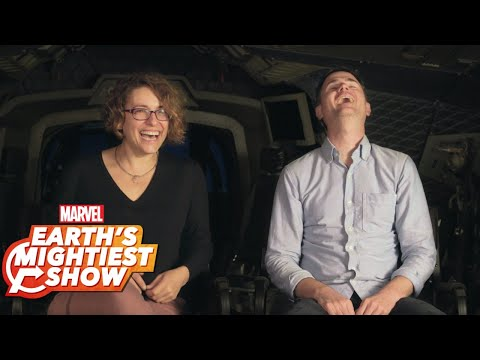 Marvel Studios' Captain Marvel's Directors Take You Behind The Scenes!   Earth's Mightiest Show
