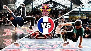 Red Bull BC One Cypher France 2019 | Final B-Boys: Pac Pac vs. Mehdi