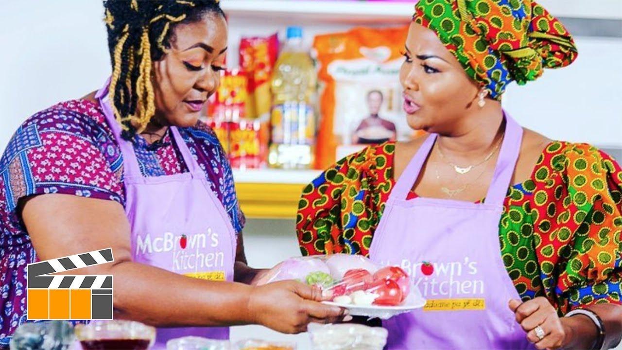 Download Mcbrown's Kitchen with Christiana Awuni   SE02 EP03