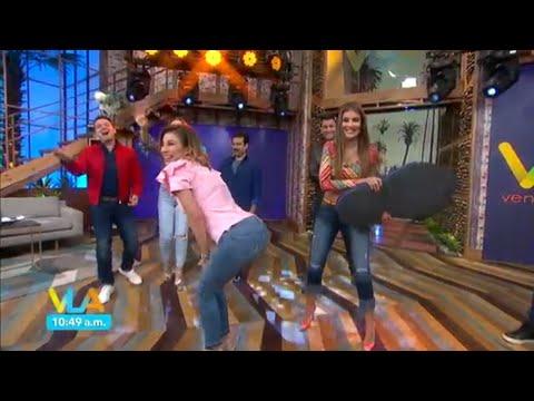 Ingrid Coronado y Mariana Andrade Empinadas 🍑🍑🍑  Chanclazo ♥️♥️ thumbnail