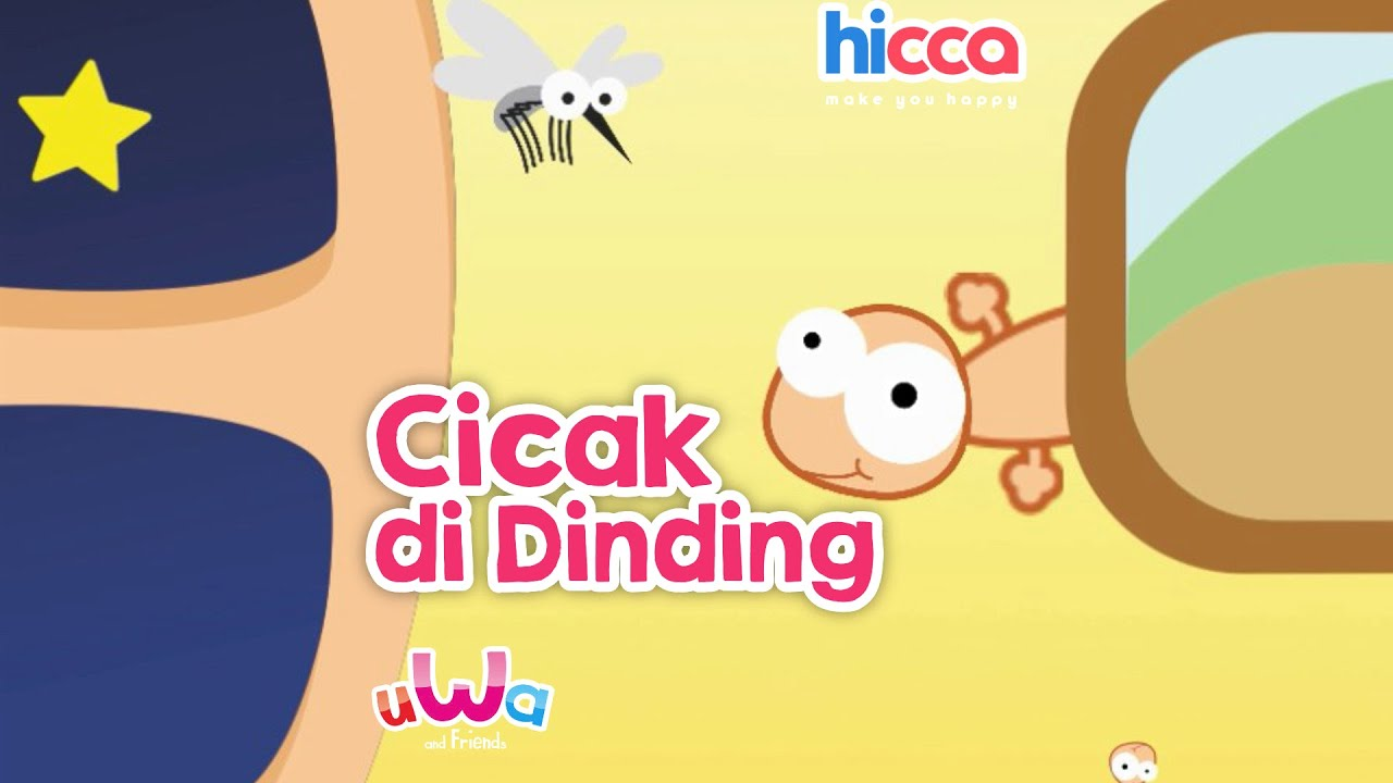 Download Lagu Anak Indonesia - Lagu Anak Cicak Cicak Di Dinding