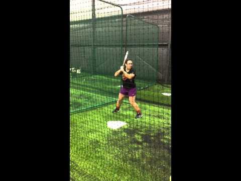 Allie Jurgensen softball Maize Kansas
