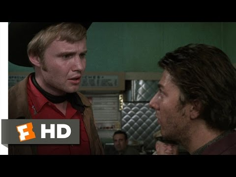 Midnight Cowboy (3/11) Movie CLIP - Come on Now Don't Hit Me (1969) HD