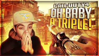 OH BABY A TRIPLE!! (COD4)