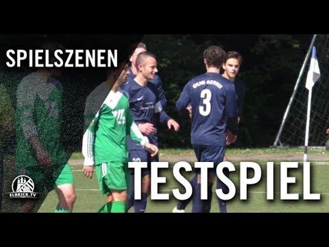TuS Berne - SC Alstertal-Langenhorn II (Testspiel)