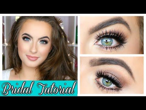 Classic Bridal Makeup Tutorial : Part 2