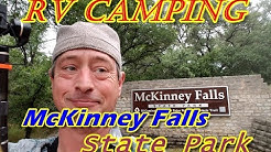 McKinney Falls State Park, Texas | RV Camping And Scooter Tour