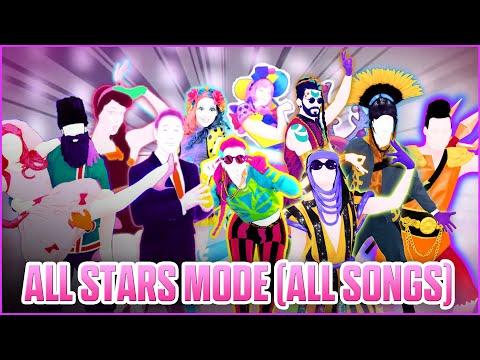 Just Dance 2020 All Stars Mode (FULL GAMEPLAY)