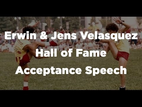 The do-it-yourself, customizable Hall of Fame speech