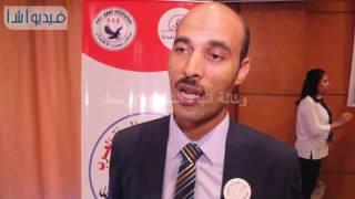 بالفيديو :  الدكتور أشرف الروزيقي يدعو الشباب لأخذ العلم الديني من المؤسسات المجتمعية