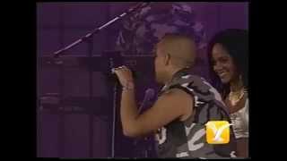 King Africa, La batucada - Hey vos, Festival de Viña 1995