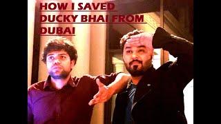HOW I SAVED DUCKY BHAI FROM DUBAI| RehanKhan Vlog