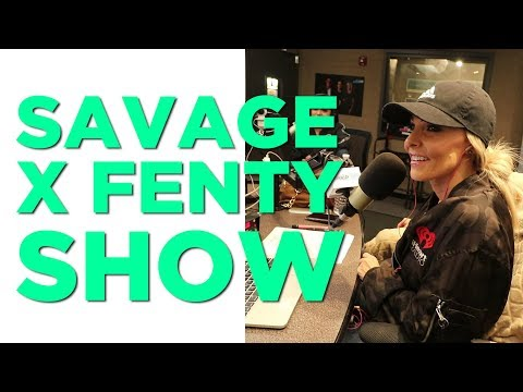In-Studio Videos - Did You Watch 'Savage X Fenty Show'? It's AWESOME!