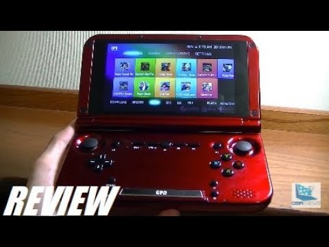 REVIEW: GPD XD - Best Portable Android Gaming Console!